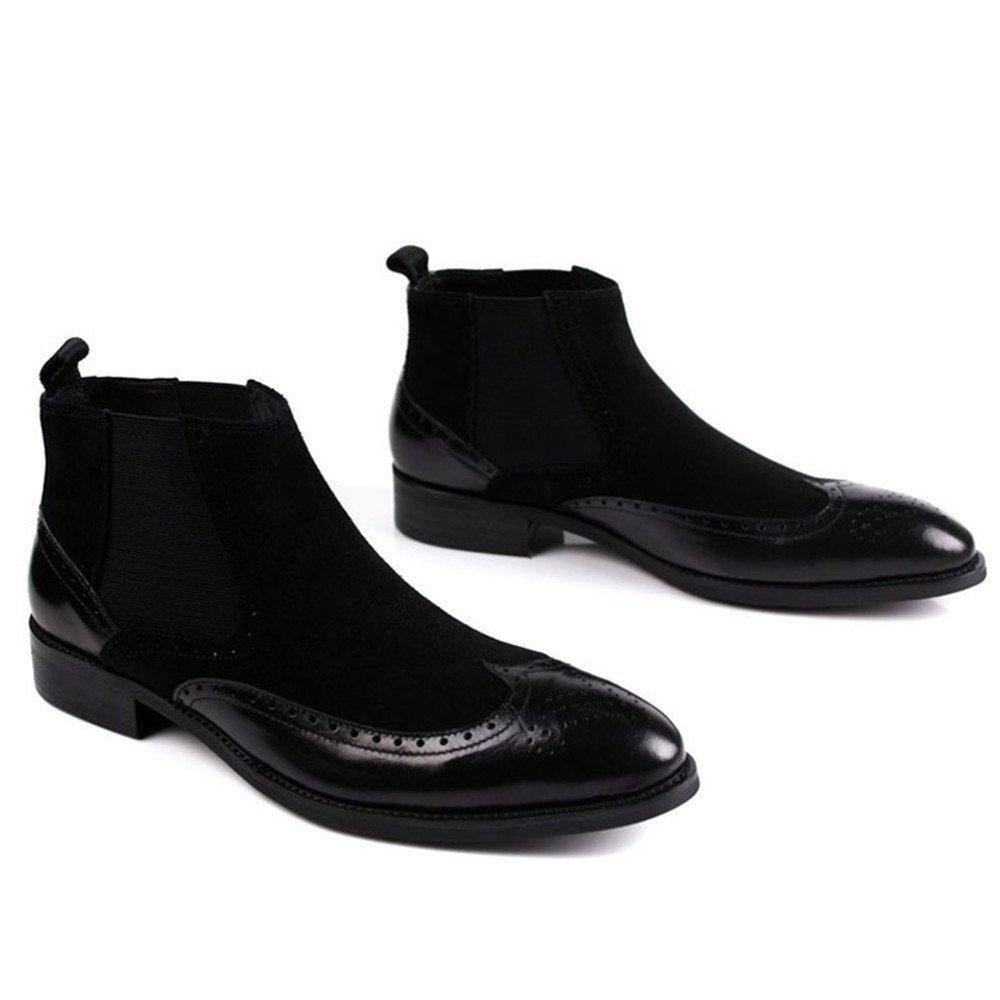 Männer Männer Männer - mode martin stiefel, lässig, leder, martin stiefel und englisch - stiefel,schwarz,40 8fb7cd