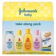 Johnson's Take Along Travel Pack
