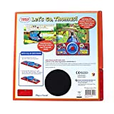 Thomas & Friends - Lets Go Thomas! Steering Wheel Sound Book - PI Kids