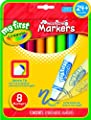 Crayola My First Crayola Washable Markers 8ct | Computers And Accessories