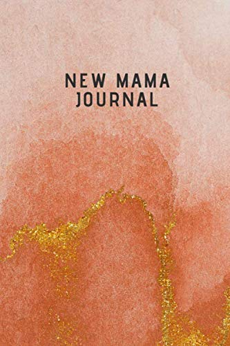 New Mama Journal: Breastfeeding log book - ideal gift idea for new mothers