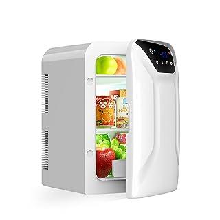 gexing Auto Frigorífico 16l frigoríficos Mini frigoríficos Auto Combi Auto Dual Use Caja pequeña de Single de Door de Dual Use