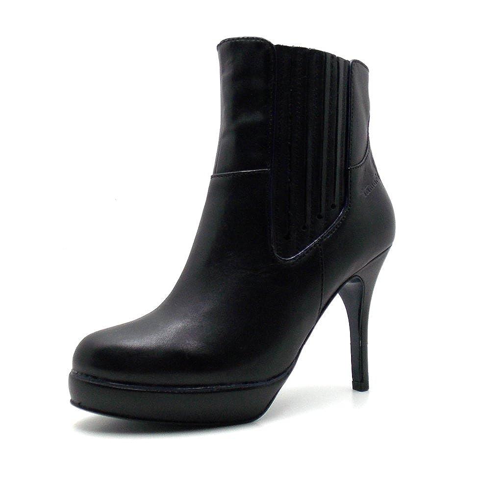 Tamaris - Stiefelette - 1-25072-39 schwarz Royal