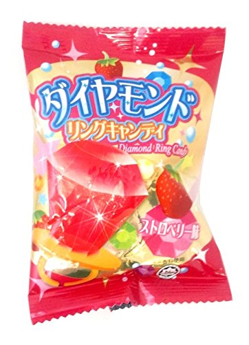 Yaokin diamond ring candy one X24 bag