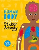 img - for The Human Body (My Infographic Sticker Activity Book) book / textbook / text book