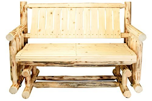 Cheap Montana Woodworks Glider, Exterior Finish