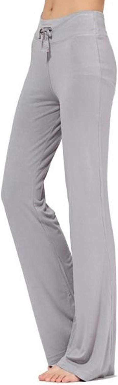 MESHIKAIER Super Doux Pantalon de Yoga Femme Pantalon de Minceur Pantalon de Danse Pantalon de Sport Pantalon Elastique et Extensible