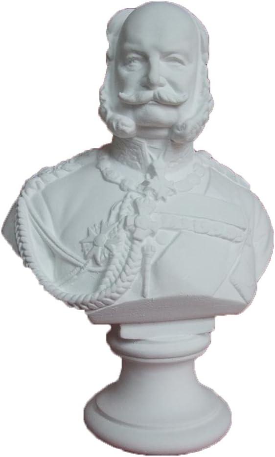 gipsnich B/üste Wilhelm der I.