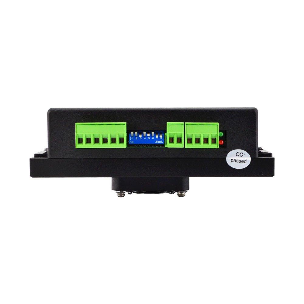 STEPPERONLINE CNC Digital Stepper Motor Driver 2.4-7.2A 18-80VAC or 36-110VDC for Nema 34 and 42 Motor