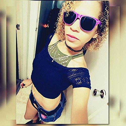 Mujer adulto Sunovelty Unisex Mid fiesta de Favor 7FwdnS