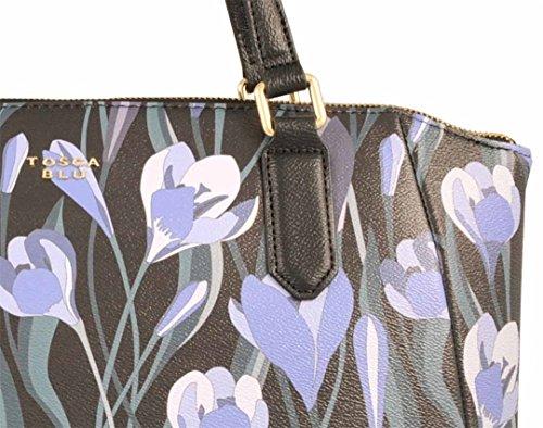 Tosca Blu , Sac pour femme à porter à l'épaule bleu bleu ciel