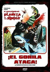 ¡El Gorila Ataca! + El Apocalipsis del Planeta de los Simios [DVD]