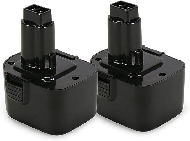 Batterie pour DEWALT dw981kq dw981k2h dw988k2h dw989k2h