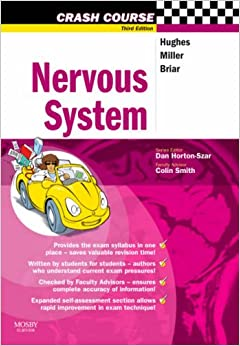 Book Crash Course: Nervous System, (Crash Course - UK)