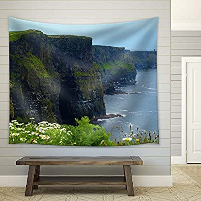 With a Professional Touch, Charming Object of Art, Cliffs and The Sea