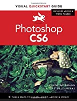 Photoshop CS6: Visual QuickStart Guide Front Cover