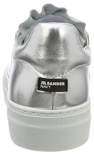 Jil Sander Damer Sporty Sneaker Sølv (sølv) ms2hKFoUGZ