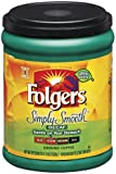 (3 Pack) Folgers Simply Smooth Decaf 11.5 oz
