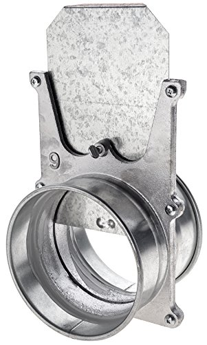 (Grizzly 3240-06 Industrial Dust Collection Blast Gate, 6-Inch)