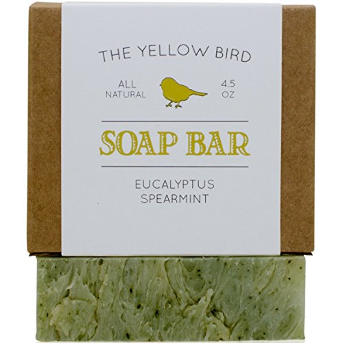 Soap Bar - Artisan Handmade Soap - Natural and Organic Ingredients - Moisturizing Wash for Face, Body, and Hands. Vegan and Paraben Free (Soap Handmade Soap Bar)