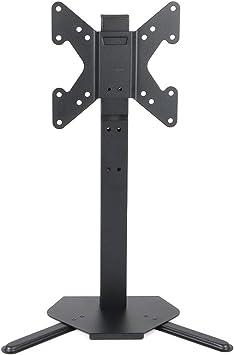 UNHO Soporte de mesa ajustable en altura para TV Pantallas de LCD ...
