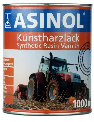 ASINOL UNIMOG GRÜN (DB 6286) 1.000ml Lack FARBE Kunstharzlack ...
