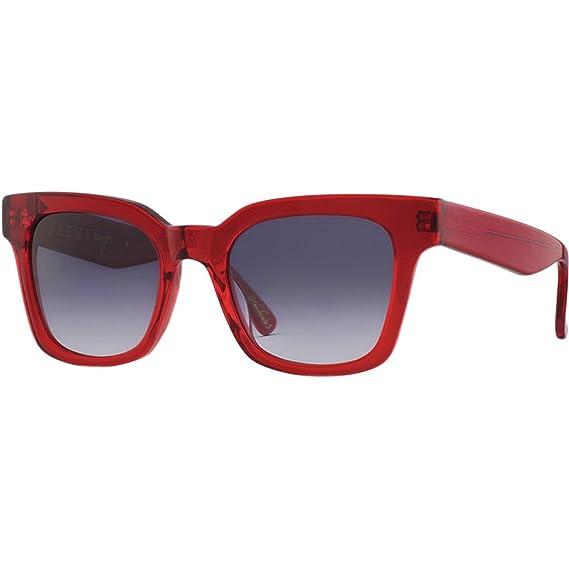 Raen Myer Sunglasses Gradient Smoke Red Crys: Amazon.co.uk: Clothing