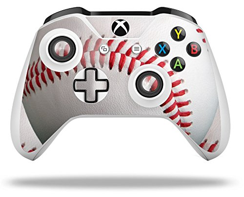 Best Baseball Game (Baseball - Decal Style Skin fits Microsoft XBOX One S and One X Wireless Controller)