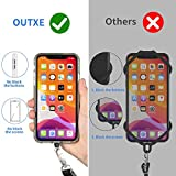 OUTXE Phone Lanyard 2 Packs - 2× Adjustable Neck