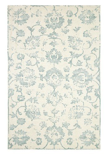 """Dynamic Rugs ML699402104 Milan Area Rug, 5"""" x 8"""", Ivory/Green from Dynamic Rugs"""