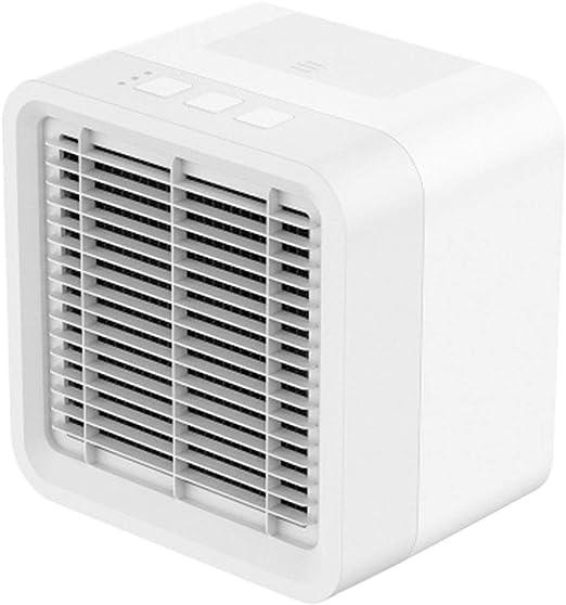 Dapai Mini Enfriador de Aire USB Conveniente Ventilador eléctrico ...