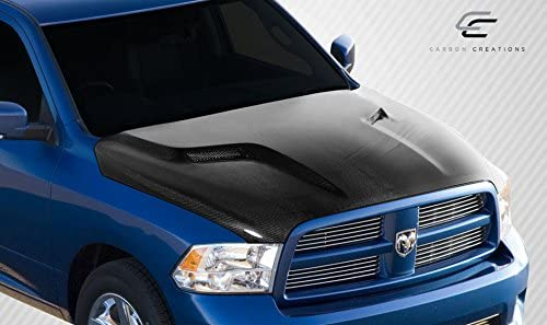 1 Piece Carbon Creations Replacement for 2009-2018 Dodge Ram 1500 ...