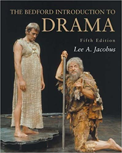 The Bedford Introduction to Drama by Lee A. Jacobus (2005-02-21)