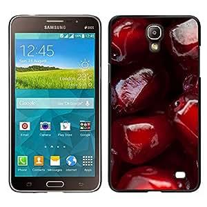 EJOY---Cubierta de la caja de protección para la piel dura ** Samsung Galaxy Mega 2 ** --El amor de la cereza