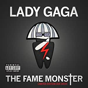 Lady Gaga the Fame Monster Limited Edition USB Drive