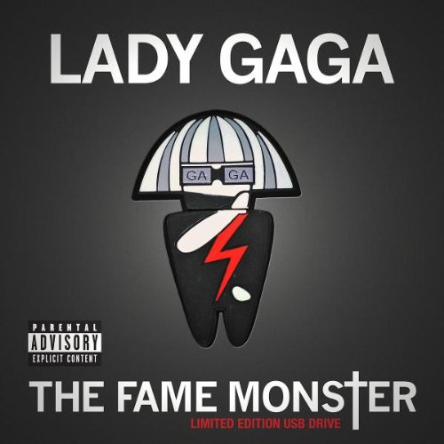 Price comparison product image Lady Gaga the Fame Monster Limited Edition USB Drive