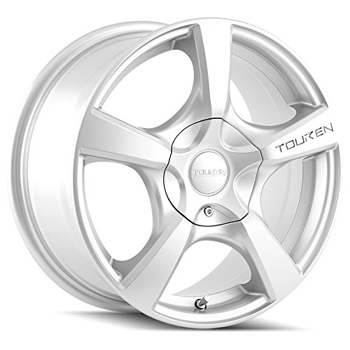 TOUREN TR9 Wheel with Hypersilver (19 x 8.5 inches /5 x 74 mm, 40 mm Offset