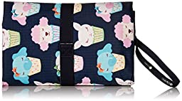LeSportsac 2 in 1 Baby Tote, Babycakes Blue B