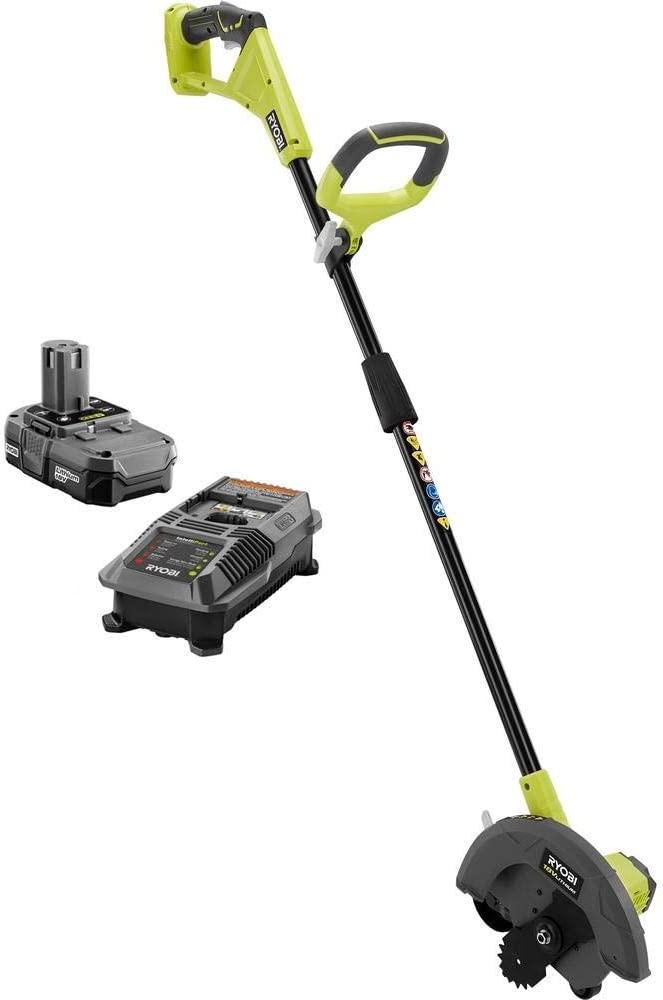 Amazon.com: Ryobi ONE+ 9.0 in. Bordador inalámbrico de iones ...