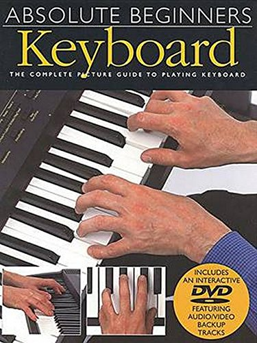 - Absolute Beginners - Keyboard: Book/DVD Pack
