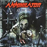 All for You by Annihilator (2013-10-08)