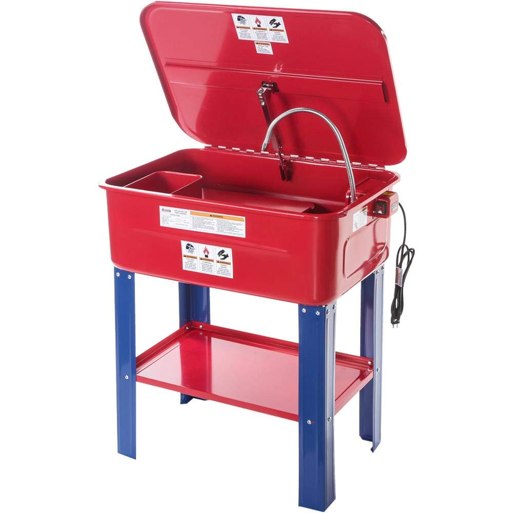 Grizzly Industrial G4013-20-Gallon Parts Washer