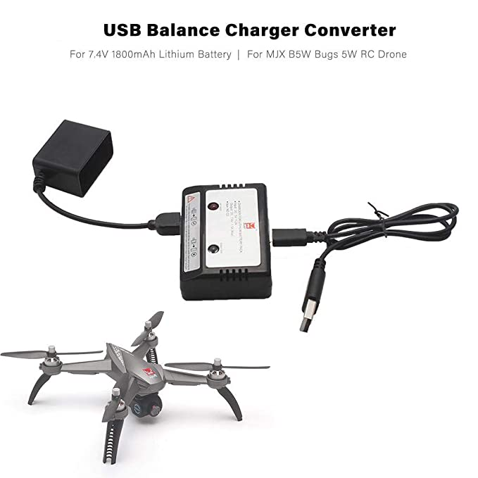 Ewendy B5W Balance - Cargador para Dron cuadricóptero teledirigido ...