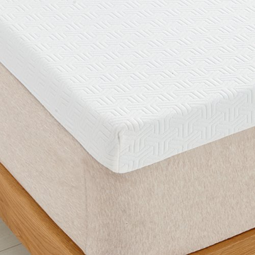 HOFISH 3 inch mind froth Mattress Mattress Toppers