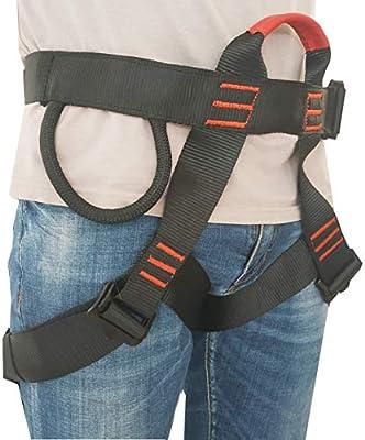 Arnés de escalada de roca - Arnés de seguridad para la cintura ...