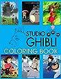 Ghibli Studio Coloring Book: Art of Ghibli Studio Collection Coloring Books