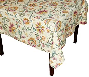 Squish french provencal floral cotton for Table 60x120