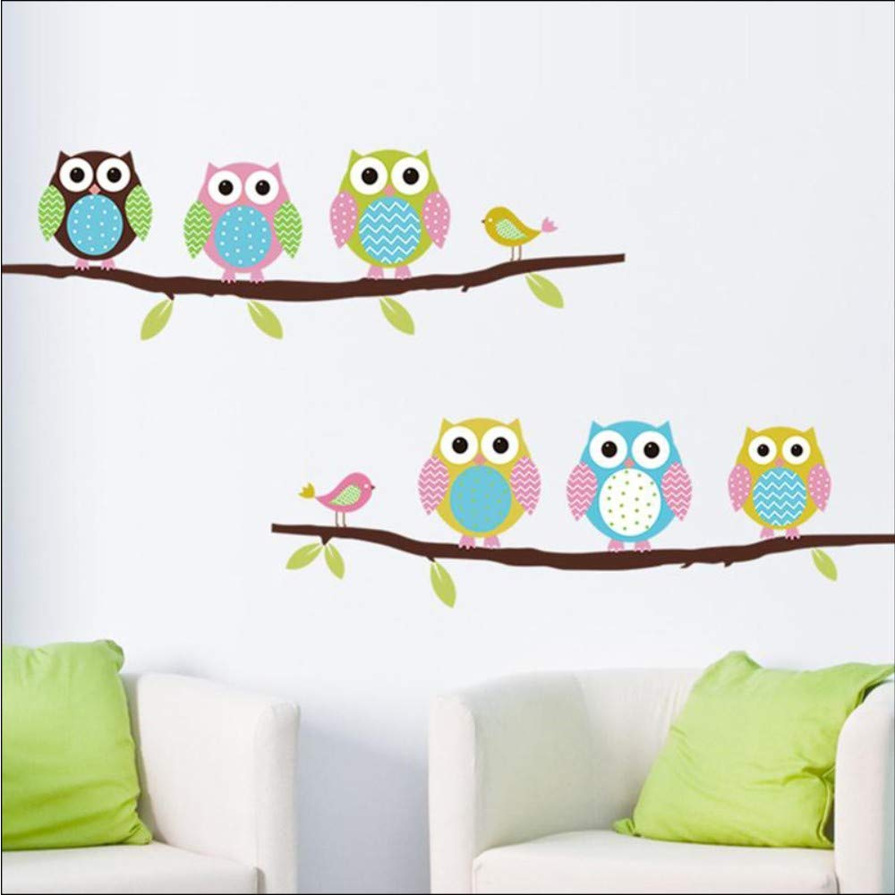 Room Decor Chuangying Aesthetic Home Living Room Decorative Wall Art Wall Stickers Kids Room Decor Wall Decor