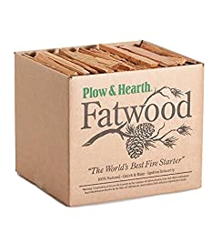 Fatwood Fire Starter, 25 Pounds