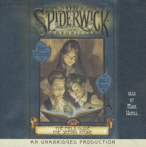 Spiderwick Chron V1 (Lib)(CD)
